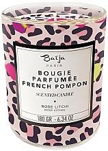 Düfte, Parfümerie und Kosmetik Duftkerze Rose - Baija French Pompon Scented Candle