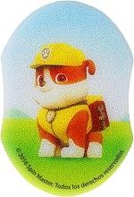 Düfte, Parfümerie und Kosmetik Kinder-Badeschwamm Paw Patrol Rubble 2 - Suavipiel Paw Patrol Bath Sponge