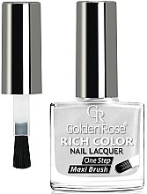 Düfte, Parfümerie und Kosmetik Nagellack - Golden Rose Rich Color