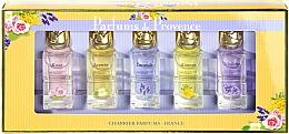 Düfte, Parfümerie und Kosmetik Charrier Parfums Parfums De Provence - Duftset (Eau de Toilette 10.8ml x5)