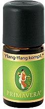 Düfte, Parfümerie und Kosmetik Ylang-Ylang-Öl - Primavera Organic Ylang Ylang Oil