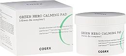 Düfte, Parfümerie und Kosmetik Beruhigende Gesichtsreinigungspads - Cosrx One Step Green Hero Calming Pad
