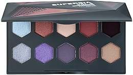 Düfte, Parfümerie und Kosmetik Lidschatten-Palette - Catrice Superbia Vol. 2 Frosted Taupe Eyeshadow Edition