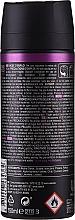 Deospray Excite Antitranspirant - Axe Deodorant Bodyspray Dry Excite — Bild N2