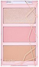 Düfte, Parfümerie und Kosmetik Konturpalette für das Gesicht - Tarte Cosmetics Cheeky Claymate Face Palette