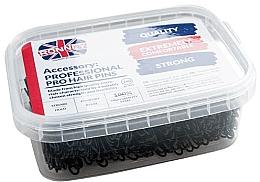 Düfte, Parfümerie und Kosmetik Haarklemmen 65 mm, 250g - Ronney Professional Pro Bobby Pins Black