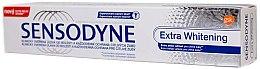 Düfte, Parfümerie und Kosmetik Zahncreme mit aufhellendem Effekt - Sensodyne Extra Whitening