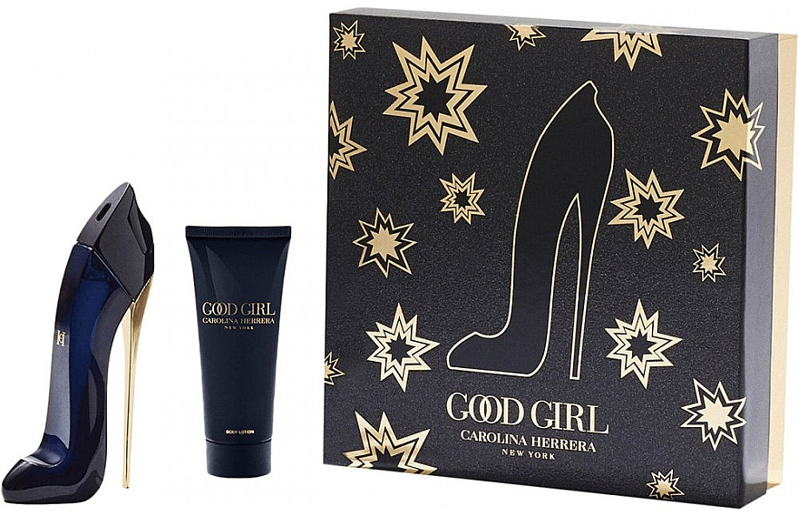 Carolina Herrera Good Girl - Duftset (Eau de Parfum 50ml + Körperlotion 75ml)