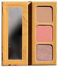 Düfte, Parfümerie und Kosmetik Gesichtspalette - Couleur Caramel Trio Palette