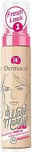 Düfte, Parfümerie und Kosmetik Illuminierende und feuchtigkeitsspendende Foundation - Dermacol Wake & Makeup SPF 15