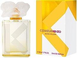 Düfte, Parfümerie und Kosmetik Kenzo Couleur Kenzo Jaune-Yellow - Eau de Parfum