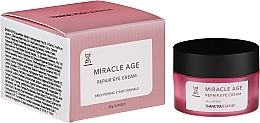 Düfte, Parfümerie und Kosmetik Regenerierende Anti-Aging Augenkonturcreme - Thank You Farmer Miracle Age Cream Repair Eye Cream