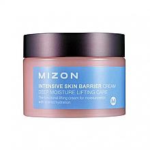 Düfte, Parfümerie und Kosmetik Tief feuchtigkeitsspendende Liftingcreme für das Gesicht mit Hyaluronsäure und Ceramiden - Mizon Intensive Skin Barrier Cream
