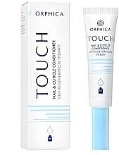 Düfte, Parfümerie und Kosmetik Regenerierender Nagel- und Nagelhautbalsam - Orphica Touch Nail & Cuticle Conditioner