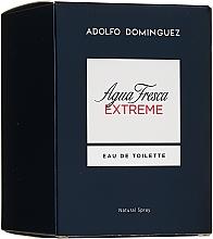 Düfte, Parfümerie und Kosmetik Adolfo Dominguez Agua Fresca Extreme - Eau de Toilette