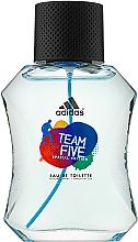 Düfte, Parfümerie und Kosmetik Adidas Team Five - Eau de Toilette