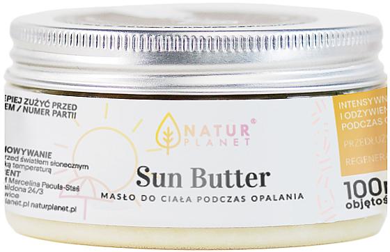 Sonnenbutter - Natur Planet Sun Butter