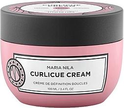 Düfte, Parfümerie und Kosmetik Haarcreme - Maria Nila Curlicue Cream