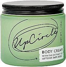 Düfte, Parfümerie und Kosmetik Körpercreme mit Dattelsamen - UpCircle Body Cream With Date