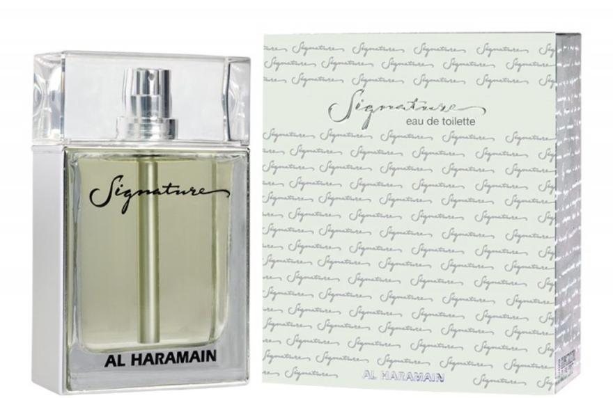 Al Haramain Signature - Eau de Toilette — Bild N1