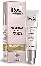 Düfte, Parfümerie und Kosmetik Intensiv verjüngendes Anti-Falten Gesichtsfluid - RoC Pro-Correct Anti-Wrinkle Rejuvenating Fluid