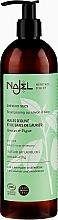 Düfte, Parfümerie und Kosmetik 2in1Aleppo-Seifen Shampoo und Conditioner für trockenes Haar - Najel Aleppo Soap Shampoo
