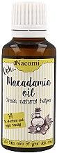 Düfte, Parfümerie und Kosmetik Macadamiaöl für das Gesicht - Nacomi