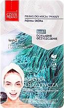 Düfte, Parfümerie und Kosmetik Pflegende Tuchmaske für das Gesicht mit Algen - Czyste Piekno Peel Mask