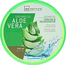 Düfte, Parfümerie und Kosmetik Beruhigendes Körpergel mit 99% Aloe vera - IDC Institute Aloe Vera 99% Soothing Gel