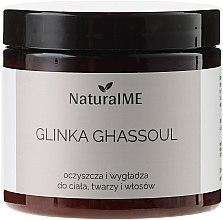 Düfte, Parfümerie und Kosmetik Natürliche marokkanische Ghassoul-Lavaerde für Gesicht, Körper und Haare - NaturalME Ghassoul