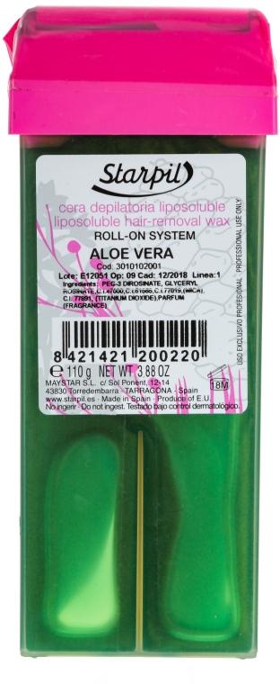 Enthaarungswachs mit Aloe Vera - Starpil Wax — Bild N1