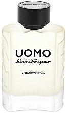 Düfte, Parfümerie und Kosmetik Salvatore Ferragamo Uomo - After Shave Lotion