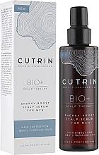 Düfte, Parfümerie und Kosmetik Straffendes Kopfhautserum für Männer - Cutrin Bio+ Energy Boost Scalp Serum For Men