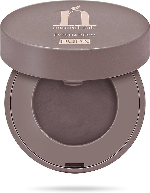 Kompakter Lidschatten - Pupa Eyeshadow Natural Side — Bild N1