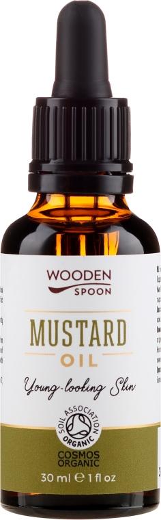 Kaltgepresstes Senföl - Wooden Spoon Mustard Oil