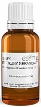 Düfte, Parfümerie und Kosmetik Ätherisches Geranienöl - Esent