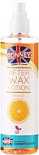 Düfte, Parfümerie und Kosmetik Lotion nach der Haarentfernung mit Orangenöl - Ronney After Wax Lotion Orange