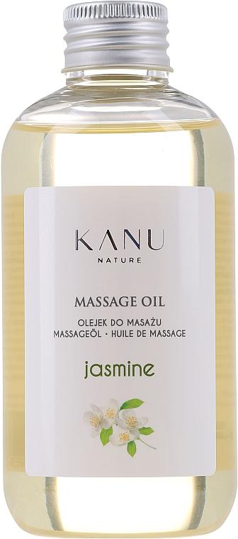 Olejek do masażu Jaśmin - Kanu Nature Jasmine Massage Oil