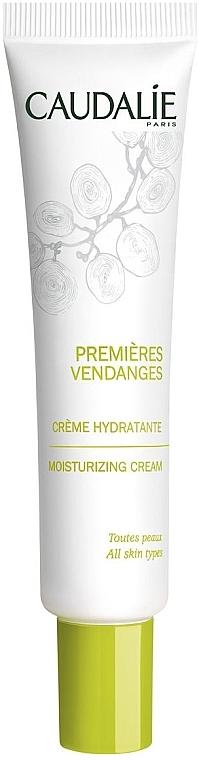 Feuchtigkeitsspendende Gesichtscreme - Caudalie Premieres Vendanges Moisturizing Cream — Bild N1