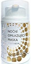 Düfte, Parfümerie und Kosmetik Verjüngende Nachtmaske für das Gesicht - Le Chaton Night Rejuvenating Face Mask Platine M