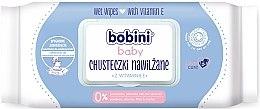 Düfte, Parfümerie und Kosmetik Feuchte Babytücher mit Vitamin E - Bobini