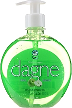 Düfte, Parfümerie und Kosmetik Flüssige Hand- und Körperseife mit Apfel - Seal Cosmetics Dagne Liquid Soap