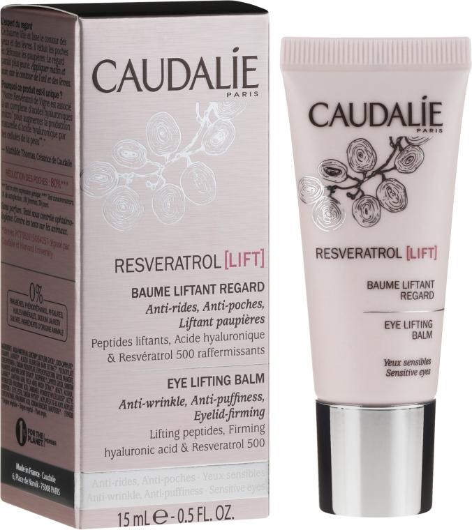 Lifting-Balsam für die Augenpartie - Caudalie Resveratrol Lift Eye Lifting Balm