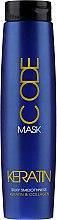 Düfte, Parfümerie und Kosmetik Haarmaske - Stapiz Keratin Code Mask