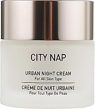 Düfte, Parfümerie und Kosmetik Nachtcreme für alle Hauttypen mit Algenextrakt - Gigi City Nap Urban Night Cream