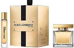 Düfte, Parfümerie und Kosmetik Dolce & Gabbana The One - Duftset (Eau de Parfum 50ml + Eau de Parfum 7.4ml)