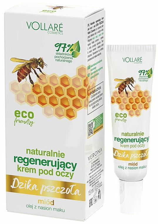 Regenerierende Augencreme mit Honig-Extrakt - Vollare