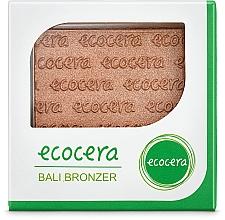 Düfte, Parfümerie und Kosmetik Gesichtsbronzer - Ecocera Face Bronzer