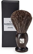 Düfte, Parfümerie und Kosmetik Rasierpinsel - Barberians. Shaving Brush Pure Badger Hair
