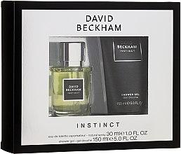 Düfte, Parfümerie und Kosmetik David Beckham Instinct - Duftset (Eau de Toilette 30ml + Duschgel 150ml)